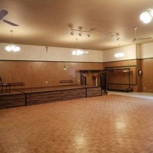 La scène de la salle #2
